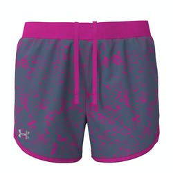 Under Armour Fly By 2.0 Printed Short Damen