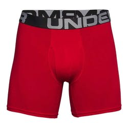 Under Armour Charge Cotton 6 Inch 3-pack Herren