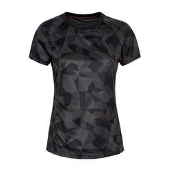 Newline Black Camo Airflow T-shirt Women
